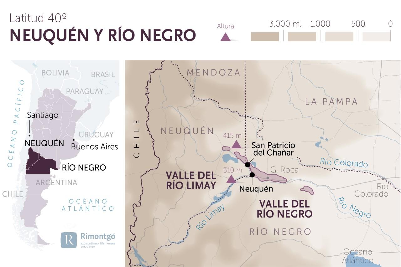 DO Neuquén y Río Negro