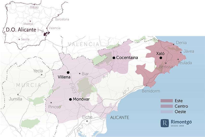 DO Vinos Alicante
