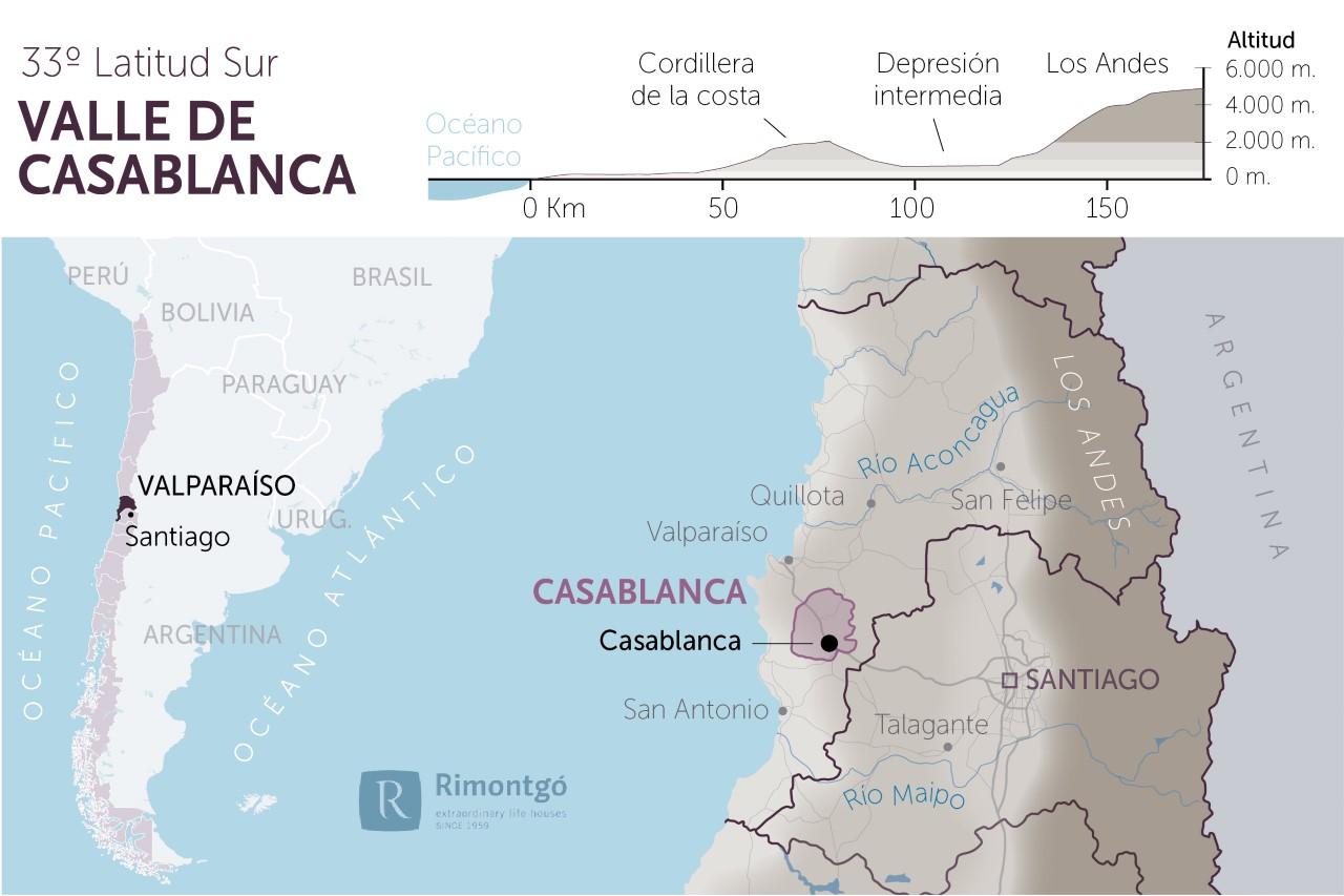 Valle de Casablanca