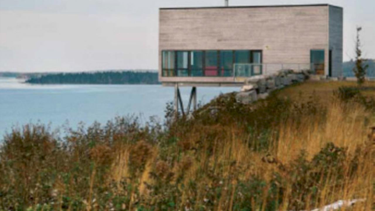 Dom na sprzedaż nad jeziorem w Valle del Aconcagua, Chile.